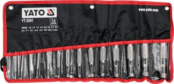 Set preducere 2-22mm 15buc