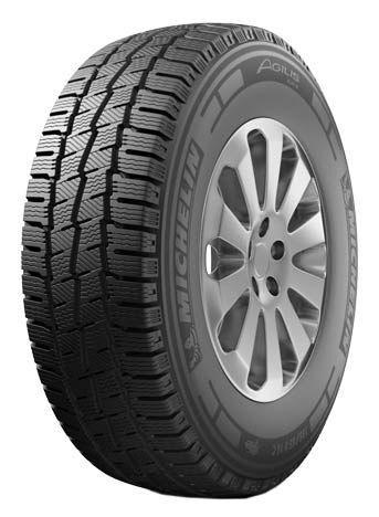 Шина 235/60 R17C (Agilis Alpin) Michelin ЗИМА