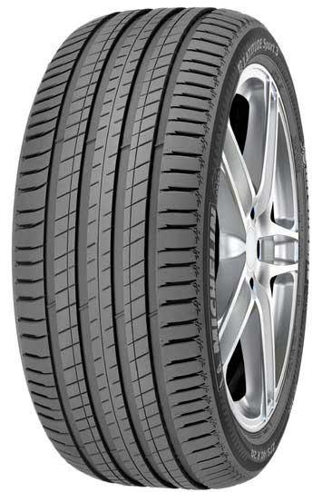Шина 255/55 R19 (Latitude Sport 3 GRNX N0) Michelin