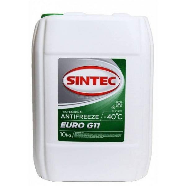 Sintec ANTIFREEZE Euro 10kg.(G-11)