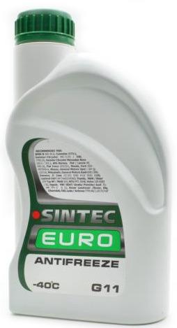Sintec ANTIFREEZE Euro 1kg.