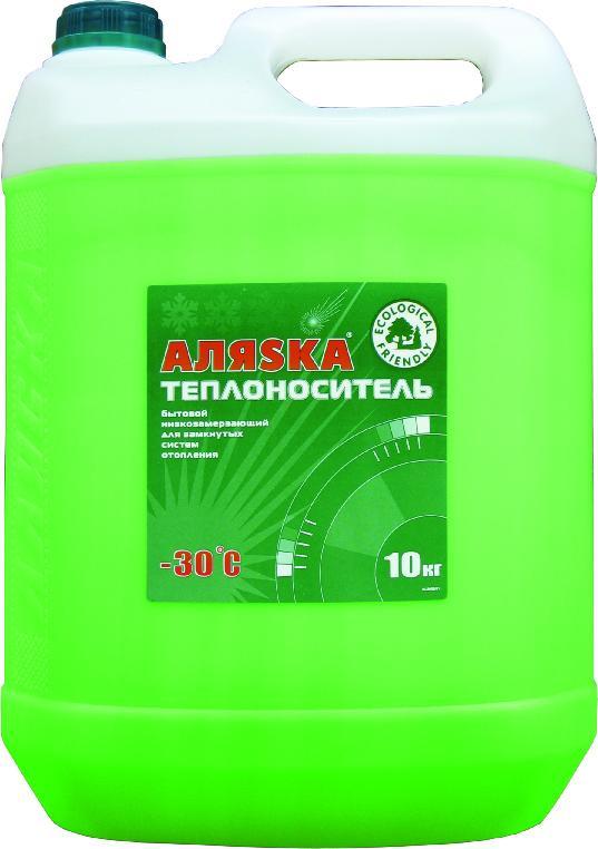 Solutie pentru sistema de incalzire Alyaska 10kg.