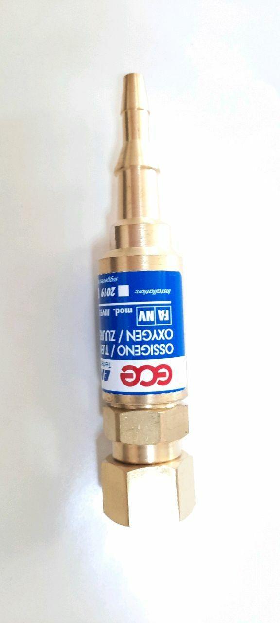 Supapa ZP-K-10 M16x1.5 LH (oxigen)