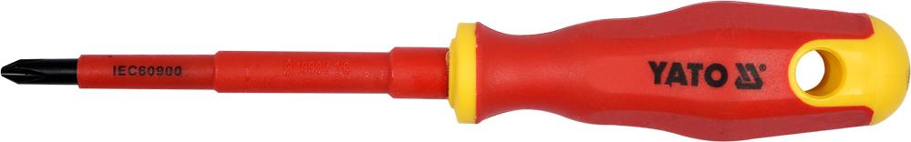 Şurubelniţă cruciformă PH2x100mm 1000V