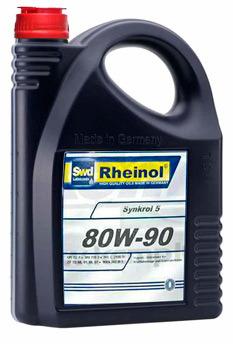 SwdRheinol Synkrol 5 80W-90 5L