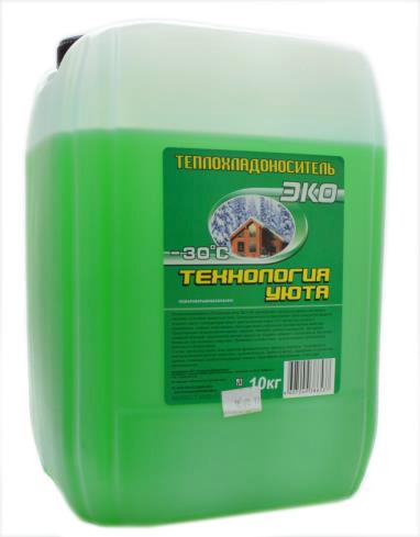 Тепло-Хладо-носитель ЭКО 10 кг. (-30')