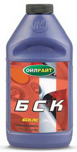 Торм. Жидк. БСК Oil Right 0,455кг.