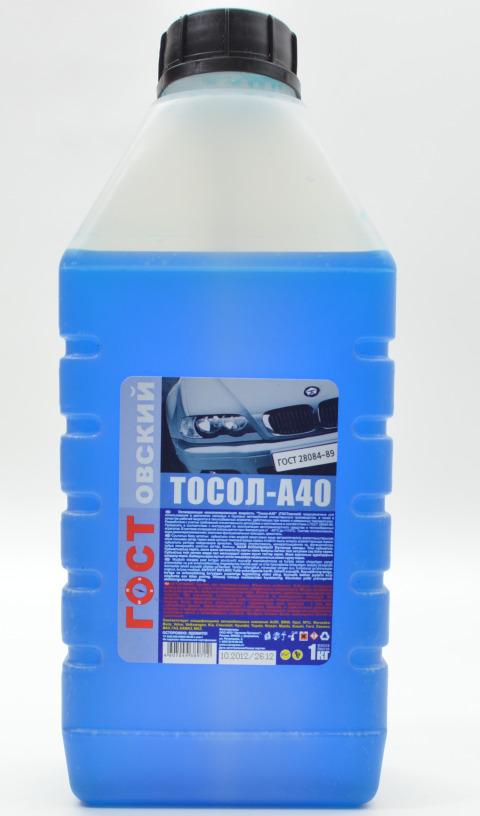 Tosol   Gostin -40 1kg