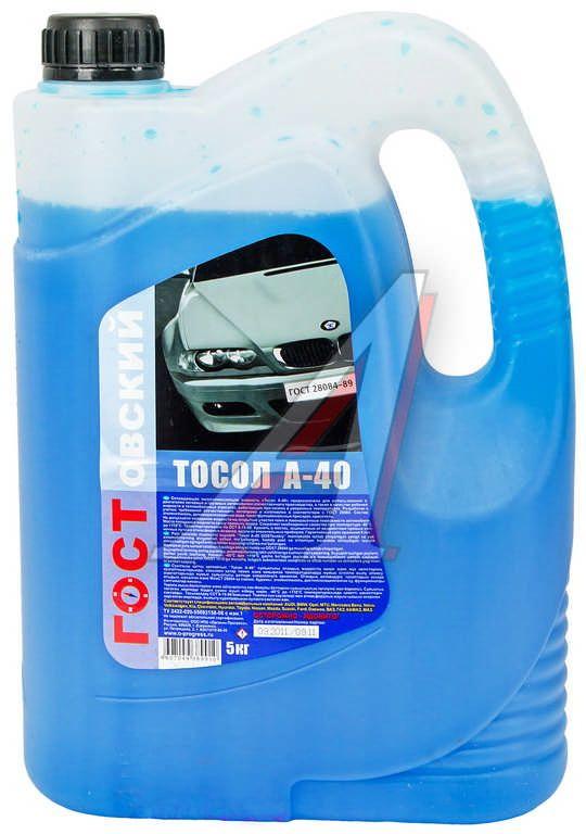 Tosol Gostin -40 5 kg