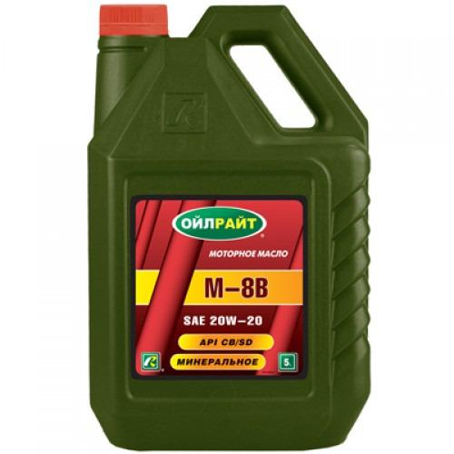 Ulei de motor M-8V 20w20 Oil Right 5L.