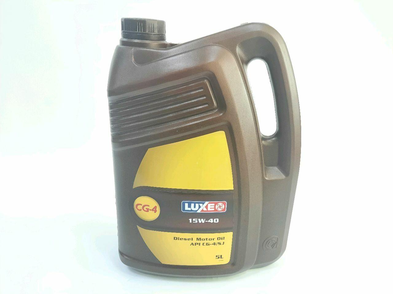 Ulei Diesel 15w40 LUXE 5L.