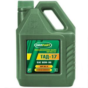 Ulei p/u transm.  TM-5-18 (TAD-17) GL-5 3L.