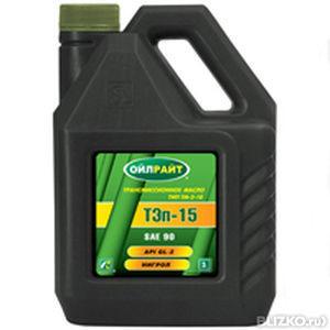 Ulei p/u transmisie Tap-15 (Nigrol) Oil Right 3L.