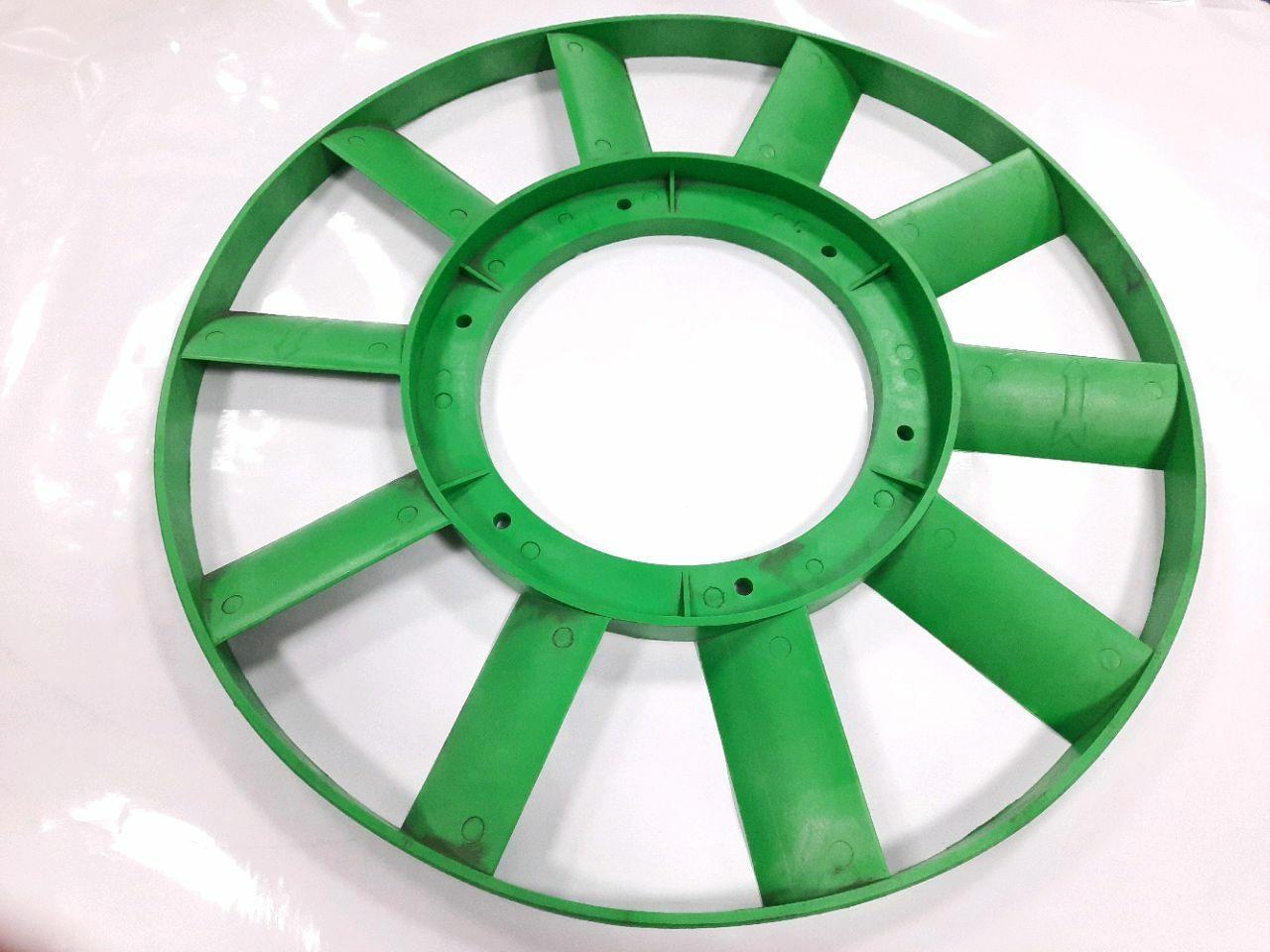 Ventilator din plastic racirii compresor W-2.0