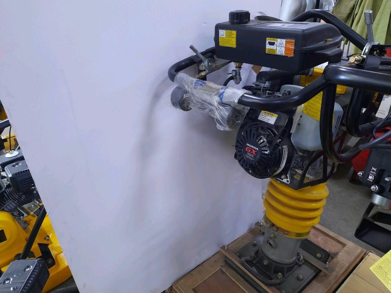 Vibrocompactor cu motor Masalta MG160