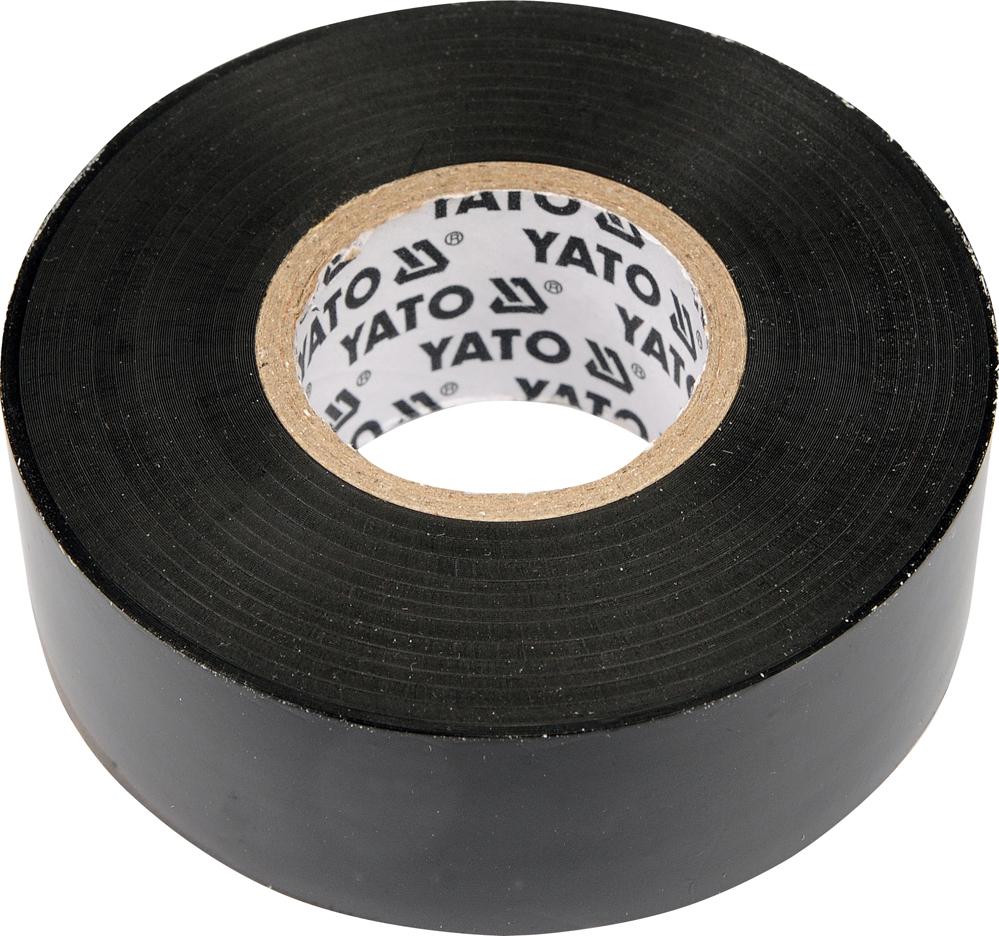 Bandă izolantă 25mm 20m neagră