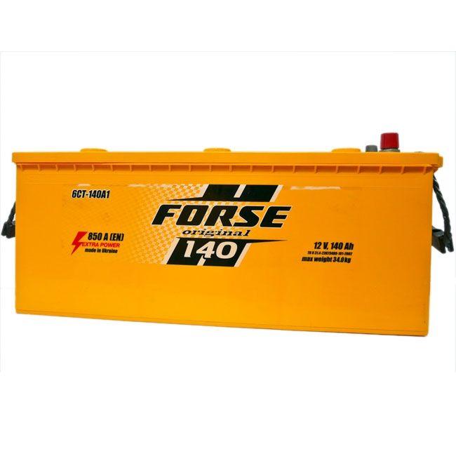 Baterie auto FORSE 140Ah E