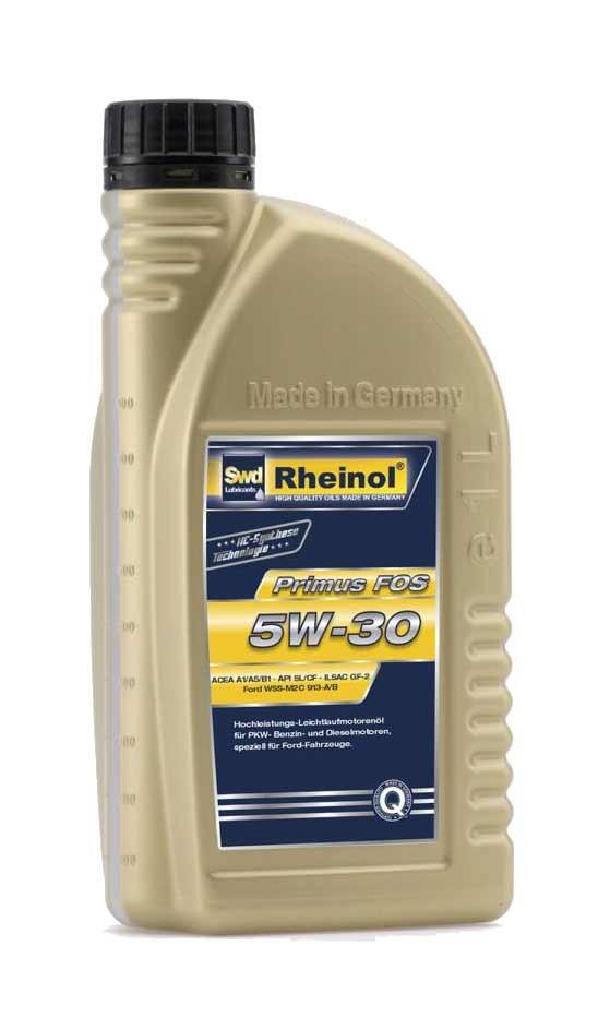 Rheinol Primus FOS 5W-30 1L