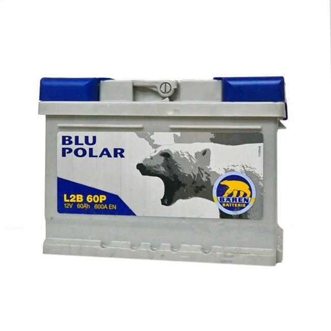 Baterie auto BAREN (Blu polar) 60Аh E