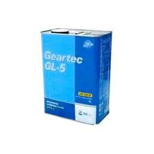 Kixx Geartec GL-5 75W-90 4L