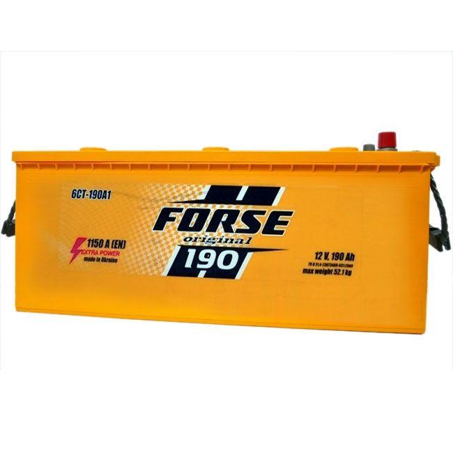 Baterie auto FORSE 190Ah E