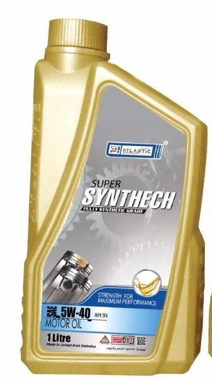 ATLANTIC SUPER SYNTHECH 5W-40  4L