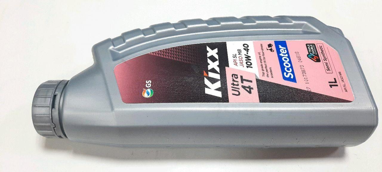 Kixx Ultra 4T Scooter SL 10W-40 1L