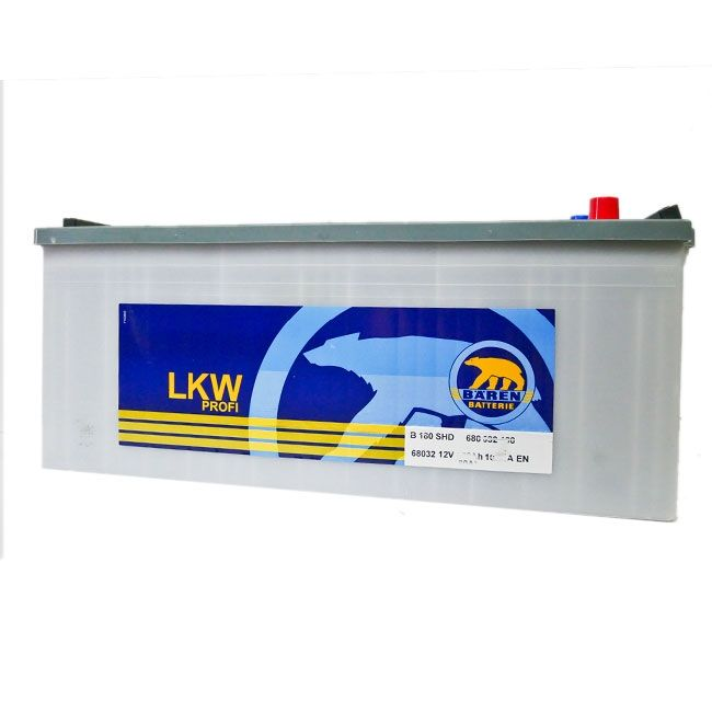 Baterie auto BAREN (LKW Super HD) 135Аh