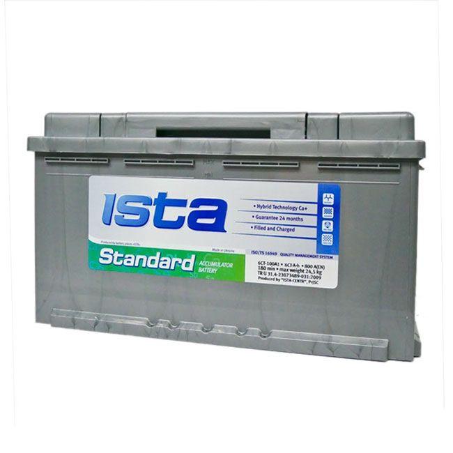 Baterie auto ISTA (Standard) 60Аh
