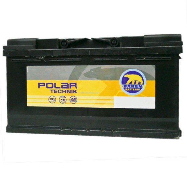Baterie auto BAREN (AGM Polar Technik) 60Ah E