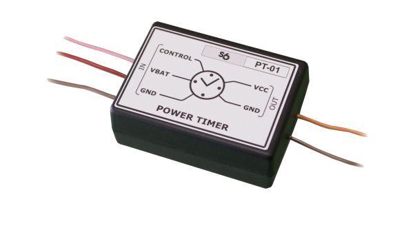 Cronometru de putere S6 PT-01