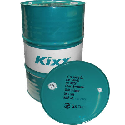 Kixx G SJ/CF 10W-40 vrac