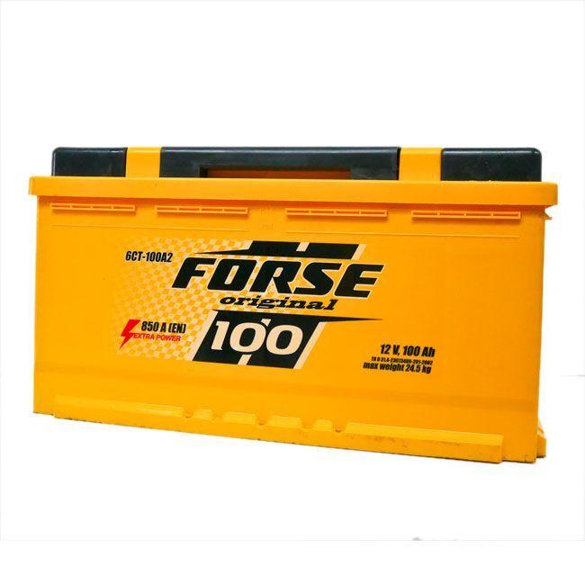Baterie auto FORSE 100Ah E