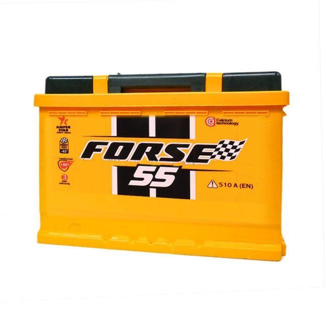 Baterie auto FORSE 55Ah E