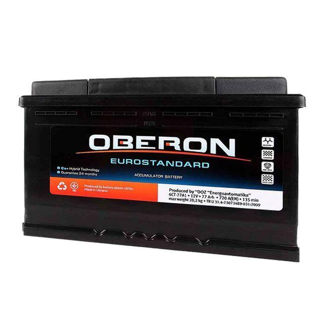 Baterie auto ISTA (Oberon) 77Ah